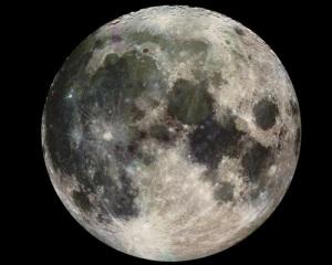 Luna. Foto: NASA/JPL
