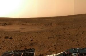 Marte. Foto: NASA/JPL