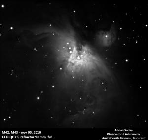 Marea Nebuloasă din Orion