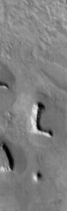 Litera L. Foto: NASA/JPL/ASU