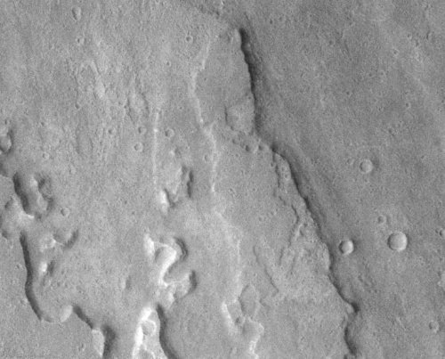 Litera S. Foto: NASA/JPL/ASU