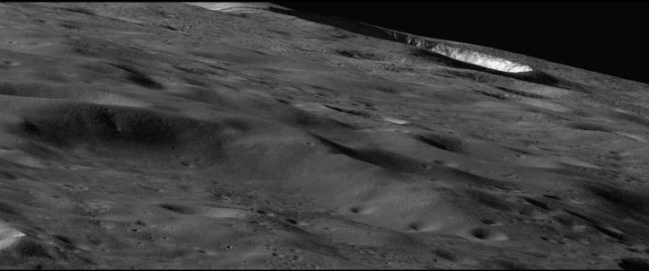 Imaginea M107051043LC. Foto: Moon Zoo, NASA/GSFC/Arizona State University