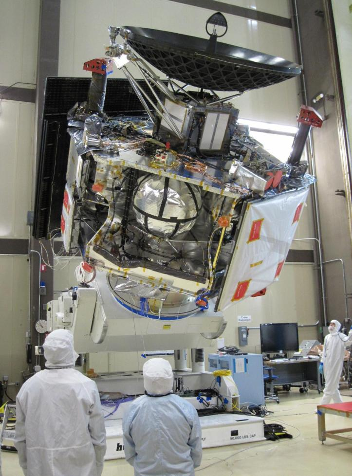 Juno. Foto: NASA/JPL-Caltech