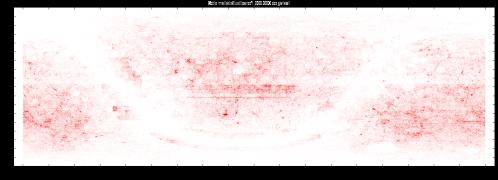 """Cele mai strălucitoare 1.000.000 de galaxii. Ilustrație Observatorul Astronomic """"Amiral Vasile Urseanu"""""""