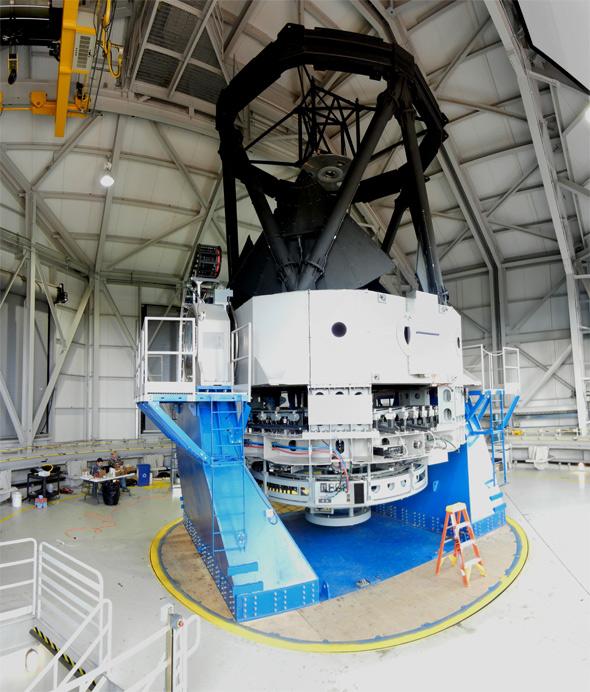 Telescopul Discovery Channel. Foto: Lowell Observatory