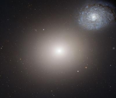 Imagine cu adevărat nouă a telescopului spațial Hubble. Foto: NASA, ESA, and the Hubble Heritage (STScI/AURA)-ESA/Hubble Collaboration