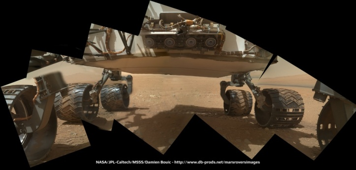 Curiosity. Foto: http://www.db-prods.net/marsroversimages/curiosity.html#sol34