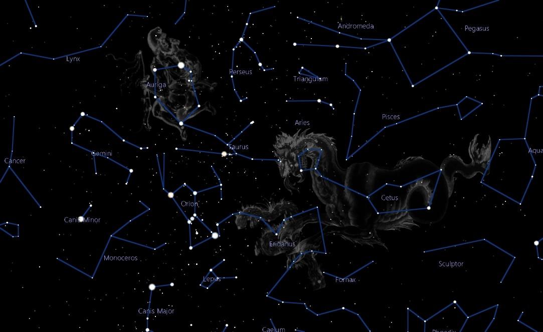Imagini pentru stele si constelatii