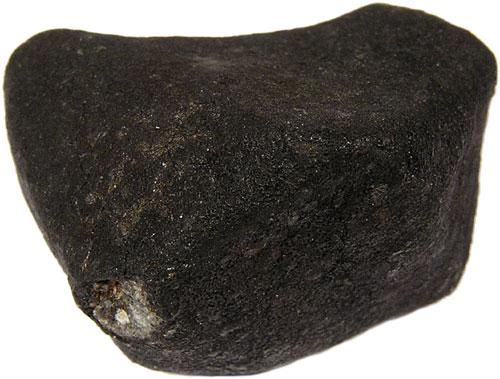 Un meteorit de genul celor care conțin Fier 60. Sursa imaginii: http://www.meteorites.com.au/collection/chondrites.html