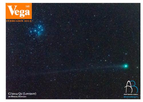 Revista Vega - februarie 2015