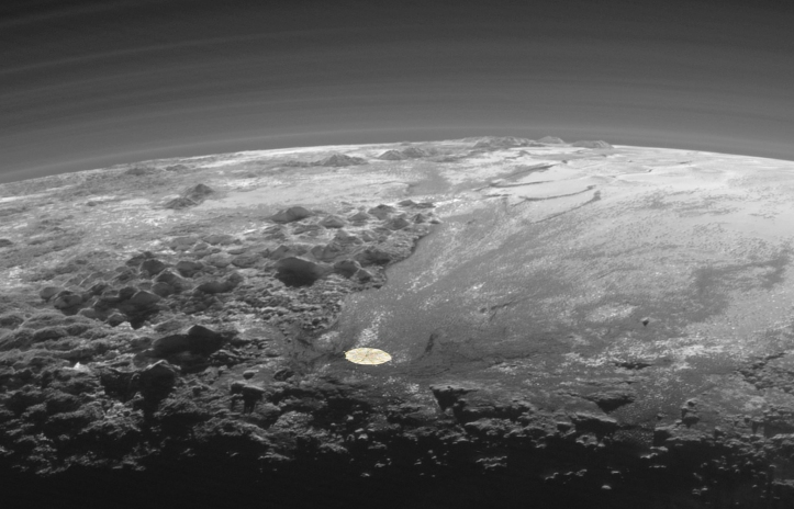 Bucuresti pe Pluto