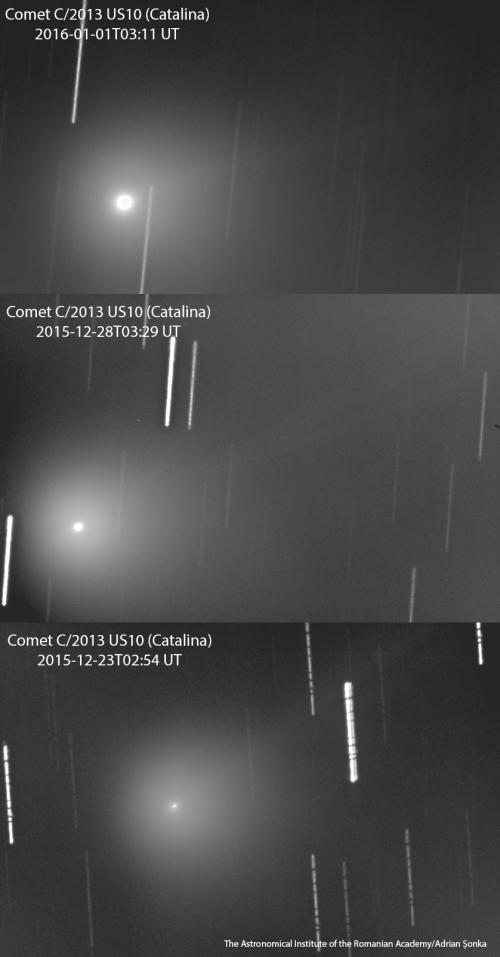 Cometa C/2013 US10