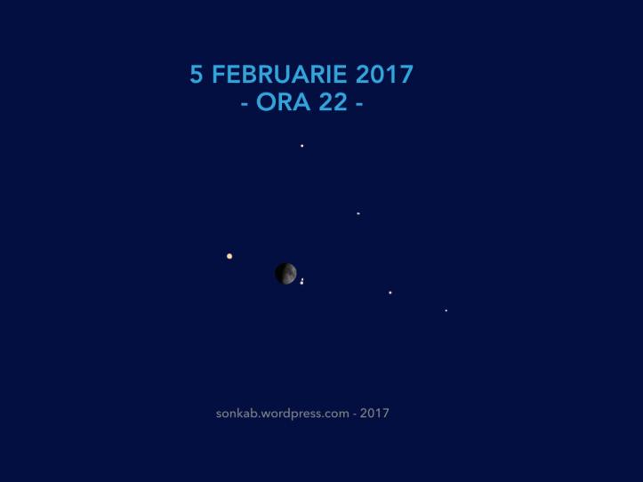 Ora 22, noaptea de 5 februarie