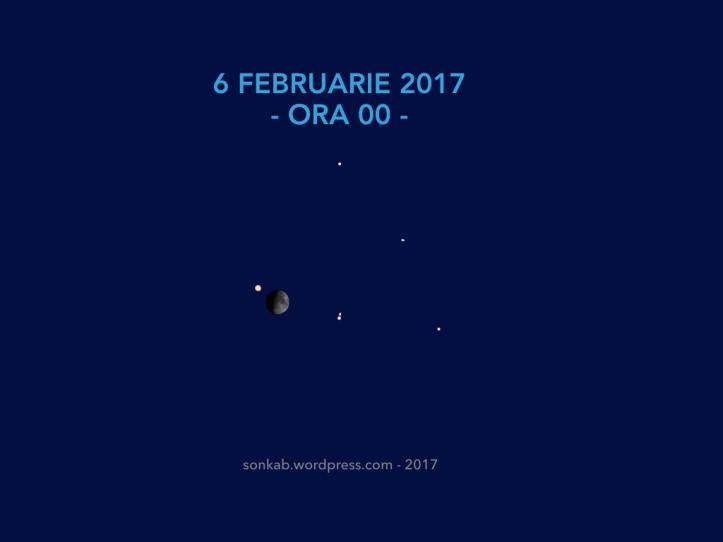 Miezul nopții, 5 spre 6 februarie