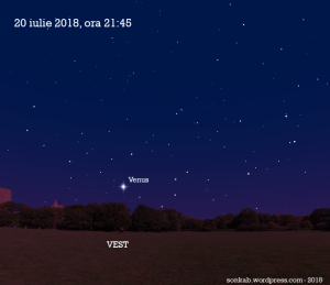 Venus pe 20 iulie