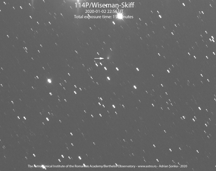 114P/Wiseman-Skiff