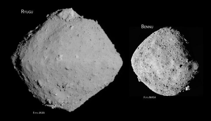 Cei doi asteroizi